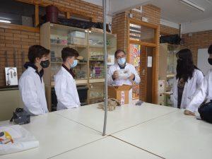 Sesión «0» de prácticas en el Laboratorio de Física